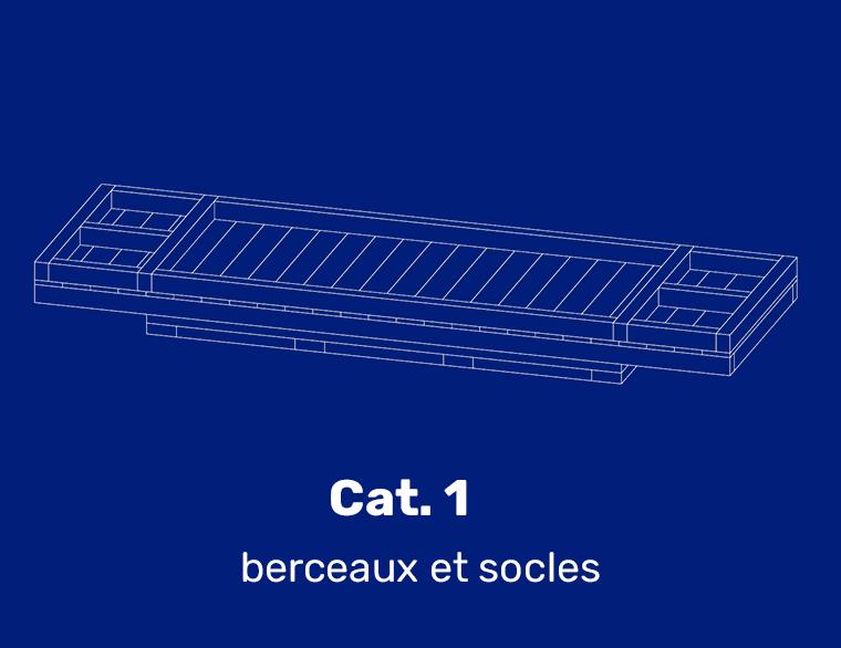 Berceaux-et-socles-bois