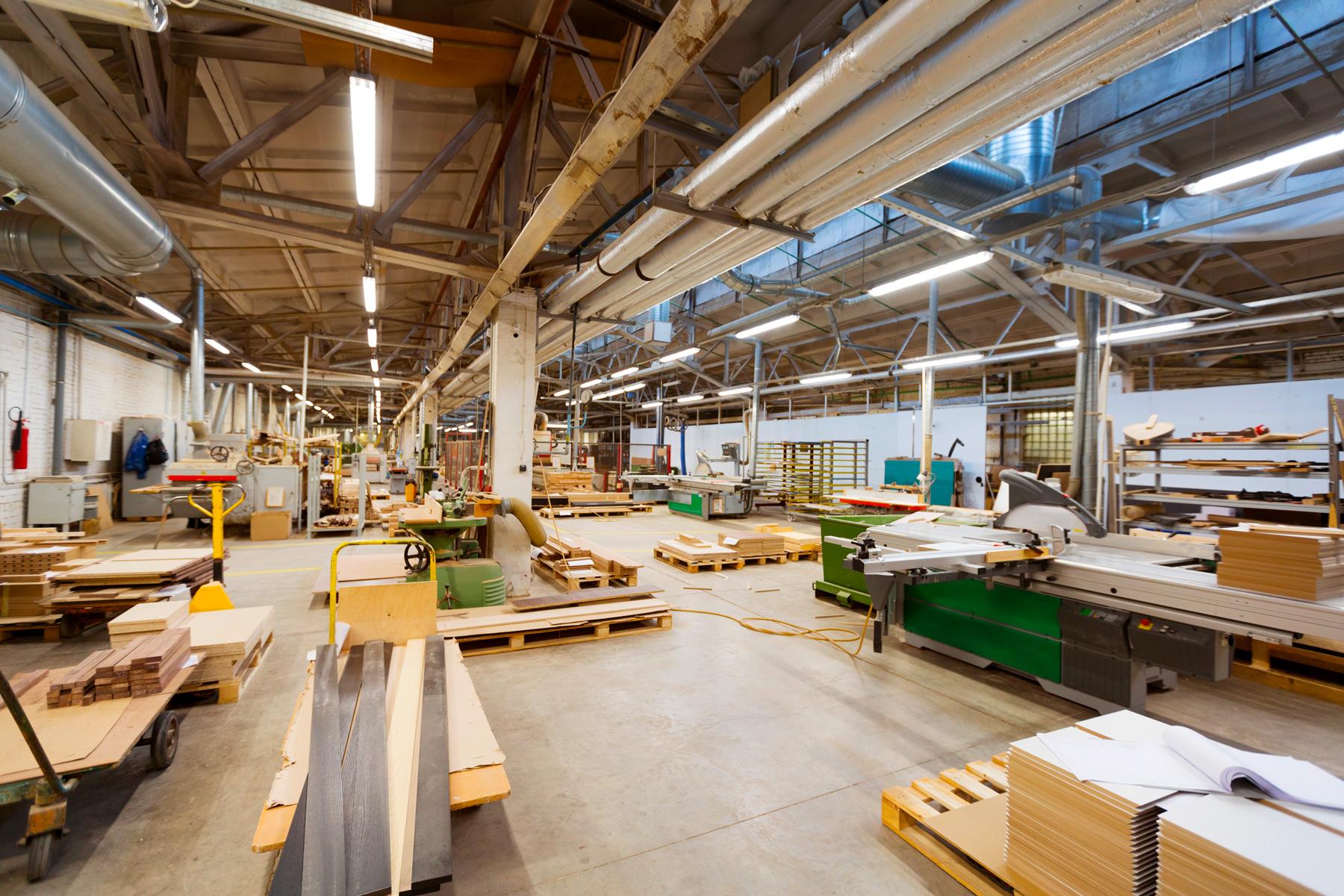 Emballage industriel bois innovant
