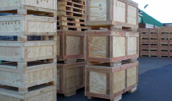 Emballage bois standard Seila